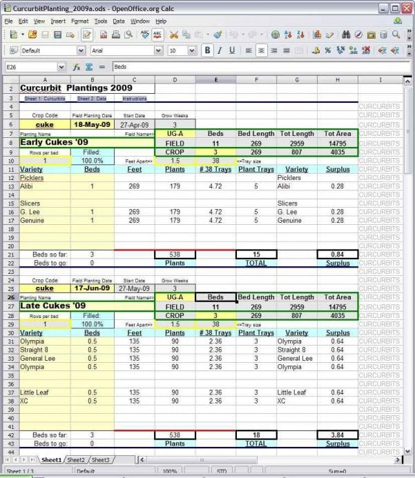 Using Google Sheets For Project Management
