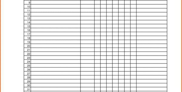 Wage Survey Spreadsheet