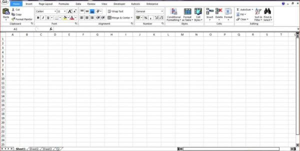 What Is A Spreadsheet Program