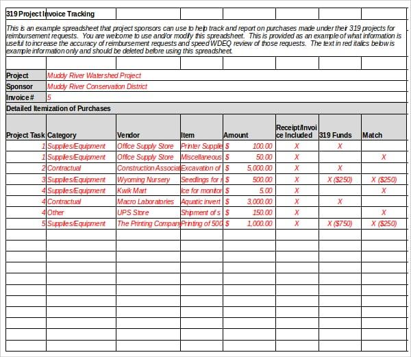 Excel Billing Spreadsheet Billing Spreadsheet Template Bill Spreadshee Bill Spreadshee Invoice Format Doc