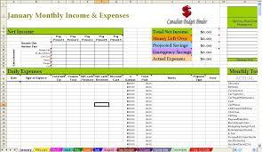 Microsoft Excel Budget Templates