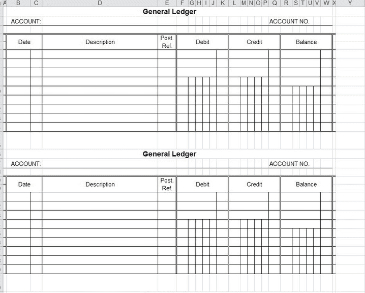 Trial Balance Excel Template Blank Trial Balance Sheet Spreadsheet Templates for Busines Spreadsheet Templates for Busines Free Accounting Worksheets Printable For Students