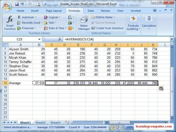 Accounting Microsoft Excel Accounting Spreadsheets Excel Accounting Spreadshee