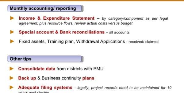 Annual Income Statement Template