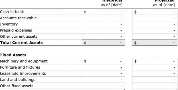 Balance Sheet Format In Excel For Partnership Firm Balance Sheet format In Excel With Formulas Spreadsheet Templates for Business