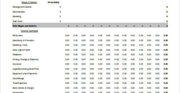 Blank Accounting Worksheet Template Accounting Worksheet Template Excel Accounting Spreadsheet