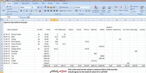 Bookkeeping Spreadsheet Template 1 Simple Business Accounting Spreadsheet Accounting Spreadsheet
