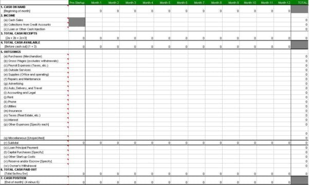 Bookkeeping Spreadsheet Template Simple Accounting Spreadsheet Accounting Spreadshee
