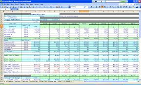 Business Budget Template 1 Budget Tracking Spreadsheet Template Budget Spreadsheet