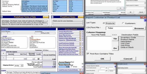 Create Client Database Excel