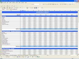 Daily Expenses Worksheet
