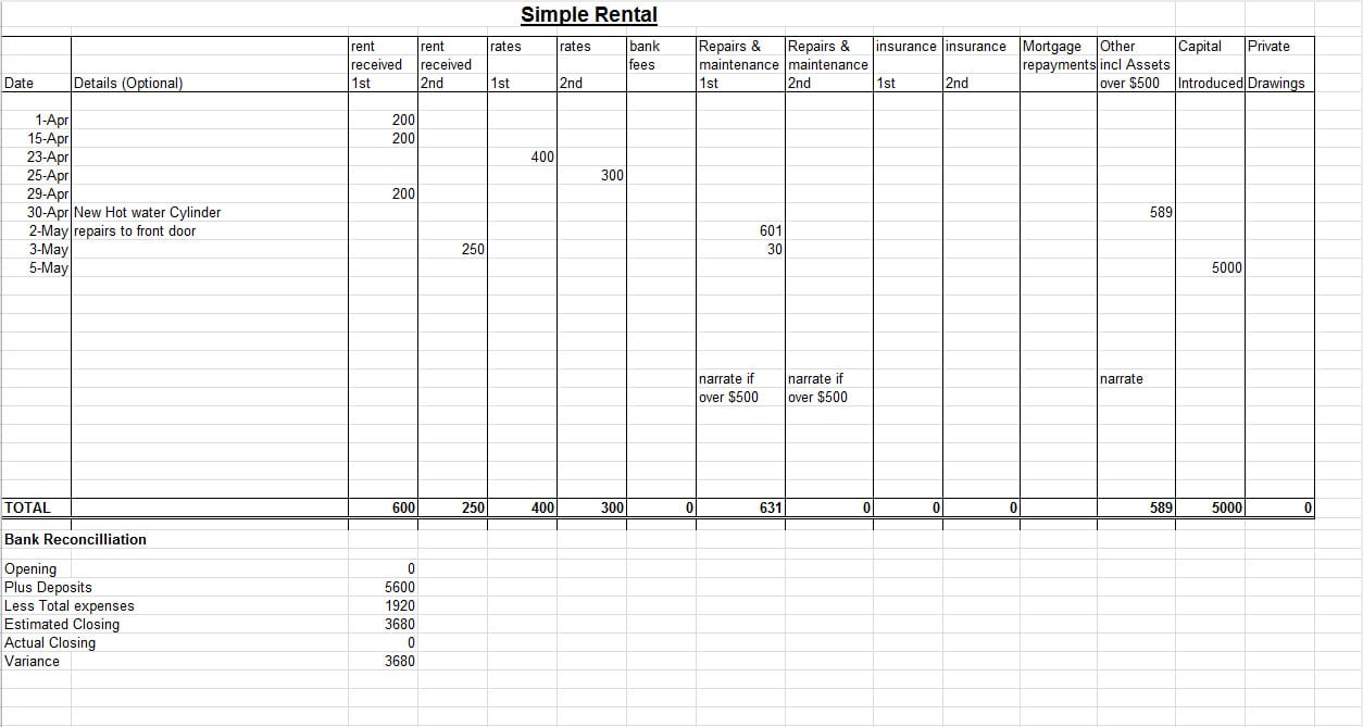 Excel Accounting Templates Free 1 Bookkeeping Spreadsheet Template Bookkeeping Spreadsheet Templat Bookkeeping Spreadsheet Templat Easy Bookkeeping Software