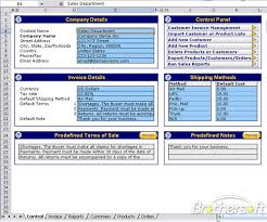 Excel Customer Database Template