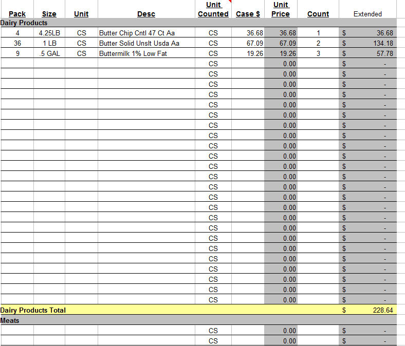 Excel Inventory Template With Formulas Basic Inventory Spreadsheet Template Inventory Spreadshee Inventory Spreadshee Free Stock Inventory Software Excel