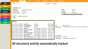 Excel Tracking Database