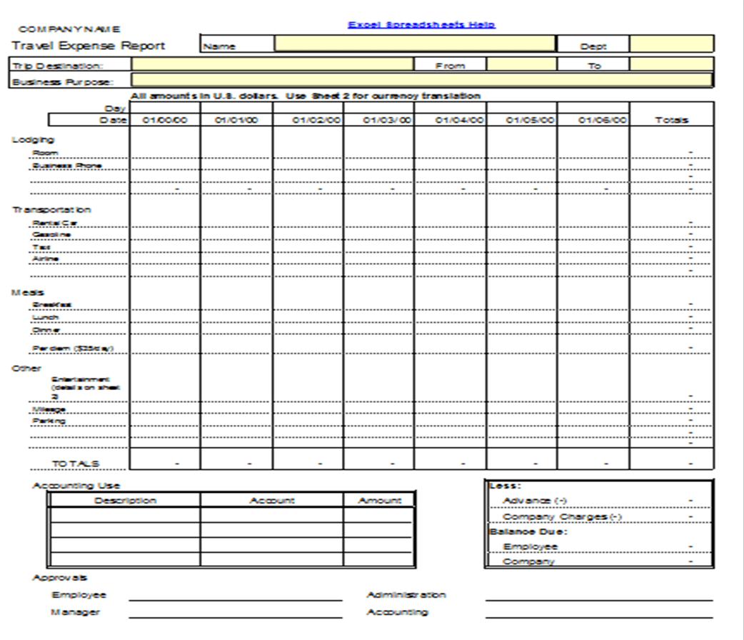 Expense Form Template For Small Business Excel Expenses Template UK Spreadsheet Templates for Busines Spreadsheet Templates for Busines Simple Expenses Claim Form Template