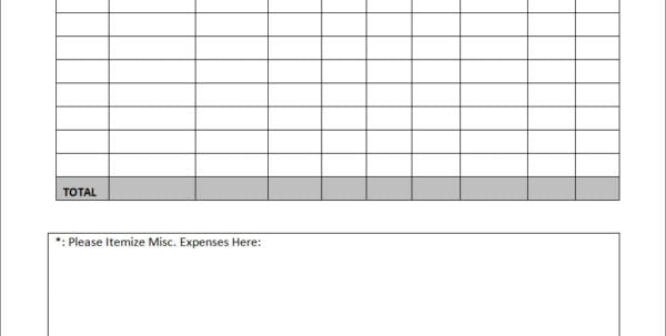 Company Expense Report Excel Free Expense Report Template Forms Expense Report Template Word Monthly Expense Report Template Excel Employee Expense Report Employee Expense Report Template Travel Expense Report Template