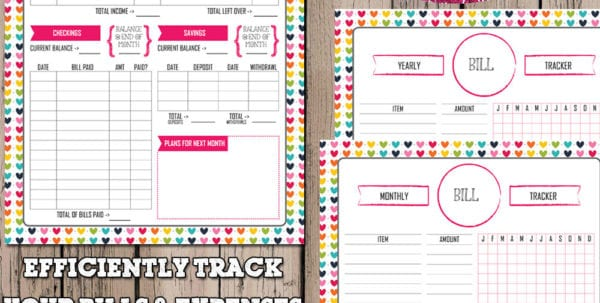 Free Budget Planner 1