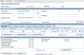 Free Online Expense Reports