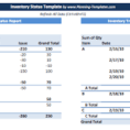 Inventory Management Excel Formulas Basic Inventory Spreadsheet Template