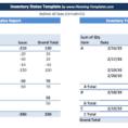 Inventory Management Excel Formulas Basic Inventory Spreadsheet Template Inventory Spreadshee Inventory Spreadshee Excel Inventory Template With Formulas