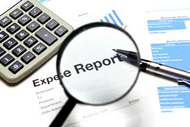 Microsoft Word Expense Report