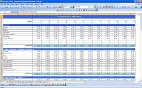 Mileage Expenses Claim Form Template