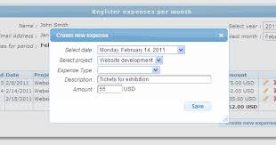 Personal Expense Tracking Software 1