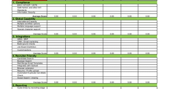 Daily Recruitment Tracker EEOC Applicant Tracking Form Recruitment Dashboard Excel Template Sample Applicant Flow Log Recruitment Tracker Xls Recruiting Tracking Spreadsheet Template Recruitment Database Format In Excel