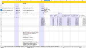 sample financial plan template