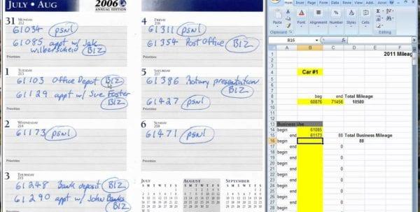 Spreadsheet For Expenses