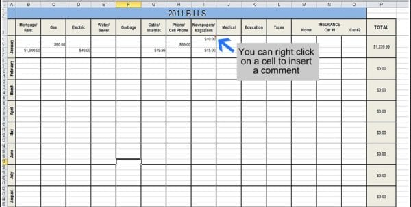 Spreadsheet To Track Expenses How To Track Expenses In Excel Spreadsheet Templates for Business