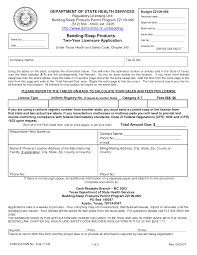 Applying For Business License Texas