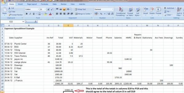 Basic Bookkeeping Spreadsheet Bookkeeping Excel Spreadsheet Spreadsheet Templates for Business