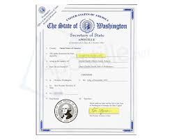 Business License Washington State Olympia