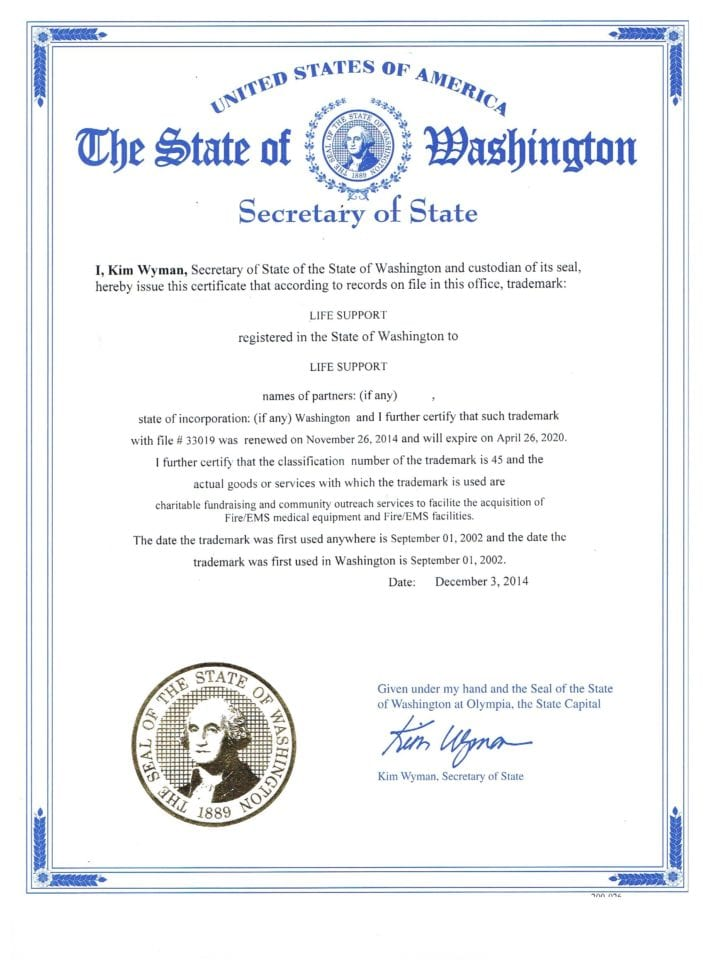 Business License Washington State Renewal