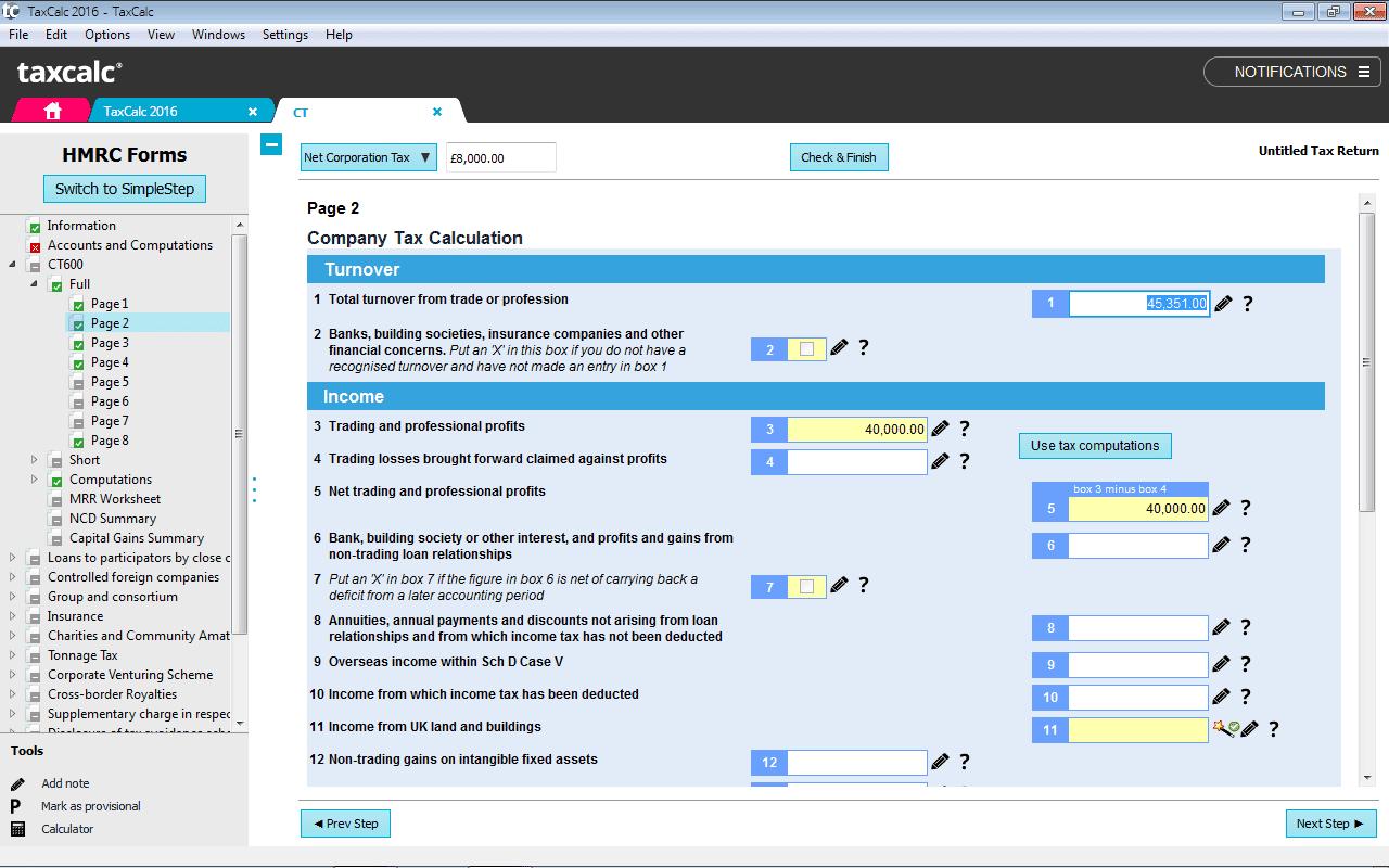 Download Company E Forms