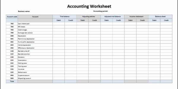 Free Business Accounting Worksheets Worksheet Accounting Pdf Images Easy Accounting Worksheets Accounting Worksheet Template Excel Basic Accounting Worksheet Accounting Worksheet Template Accounting Practice Worksheet
