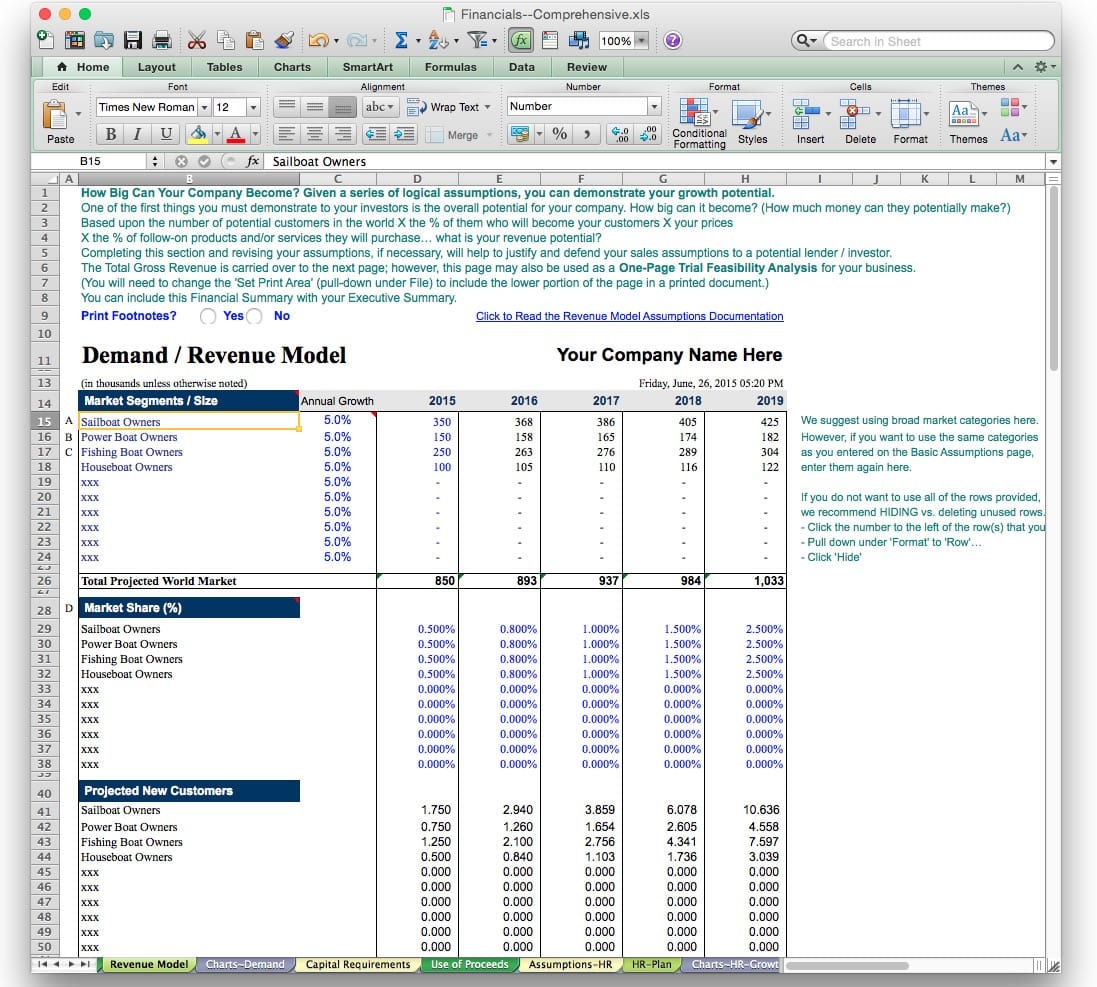Free Financial Business Plan Template Financial Plan Template Free Spreadsheet Templates for Busines Spreadsheet Templates for Busines Free Financial Plan Template Excel