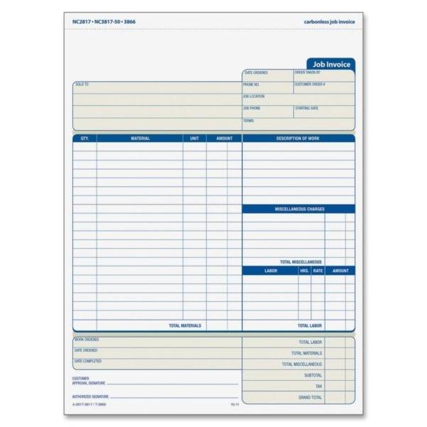 Free Invoices 1