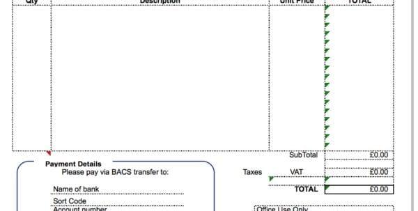 Free Invoices