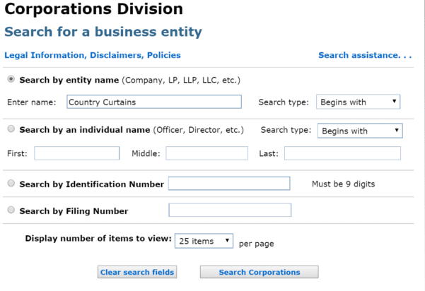 Hawaii Dcca Business Name Search