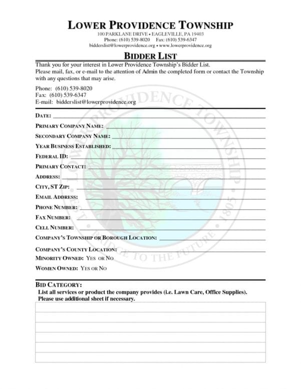 Lawn Maintenance Invoice