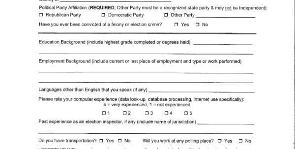 NJ Business Registration Application Instructions