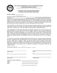 New Mexico Business License Application