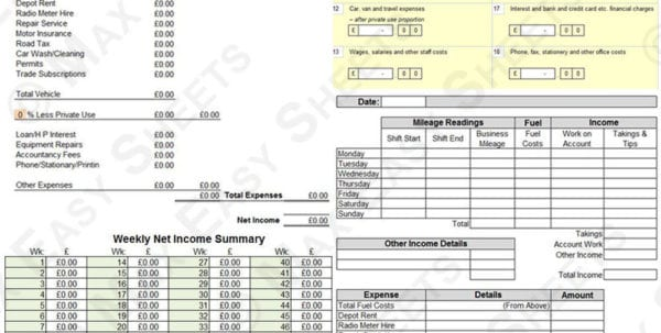 Accounting Spreadsheet Examples Accounting Spreadsheet In PDF Spreadsheet Templates for Business