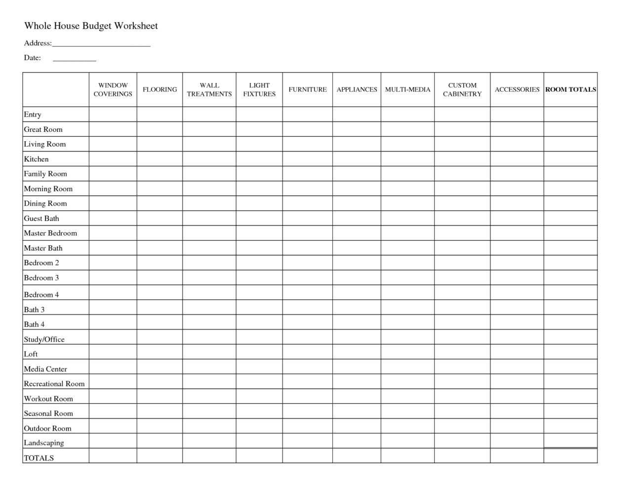 Easy Budget Spreadsheet Free Monthly Budget Spreadsheet Excel Monthly Budget Template Simple Budget Template Household Budget Template Excel Free Budget Templates For Excel Free Monthly Budget Spreadsheet Template  Easy Budget Spreadsheet Template Budget Spreadsheet Spreadsheet Templates for Busines