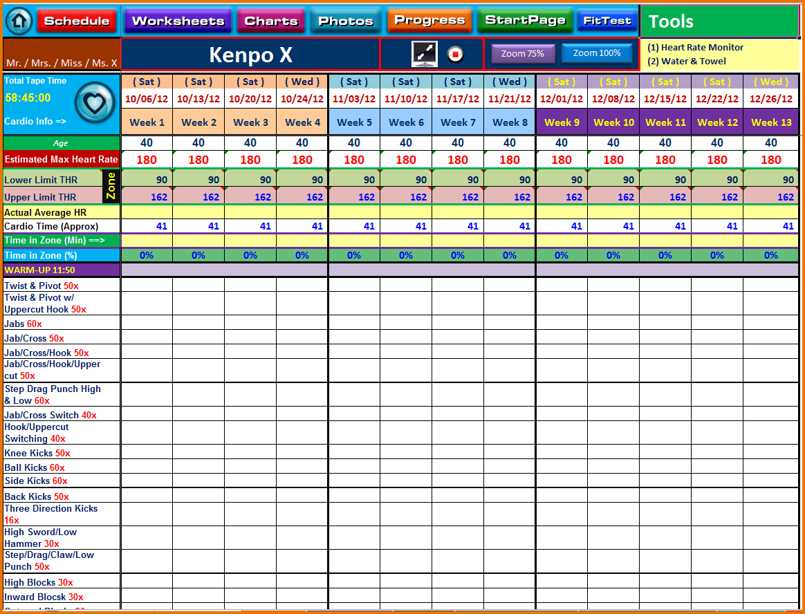 Excel Template Training Training Spreadsheet Template Spreadsheet Templates for Busines Spreadsheet Templates for Busines Employee Attendance Tracker Excel Template