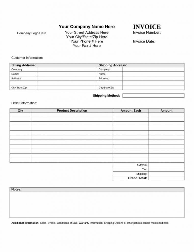 Free Invoice Template Invoice Template Microsoft Word Spreadsheet Templates for Busines Spreadsheet Templates for Busines Invoice Template Microsoft Word 2007
