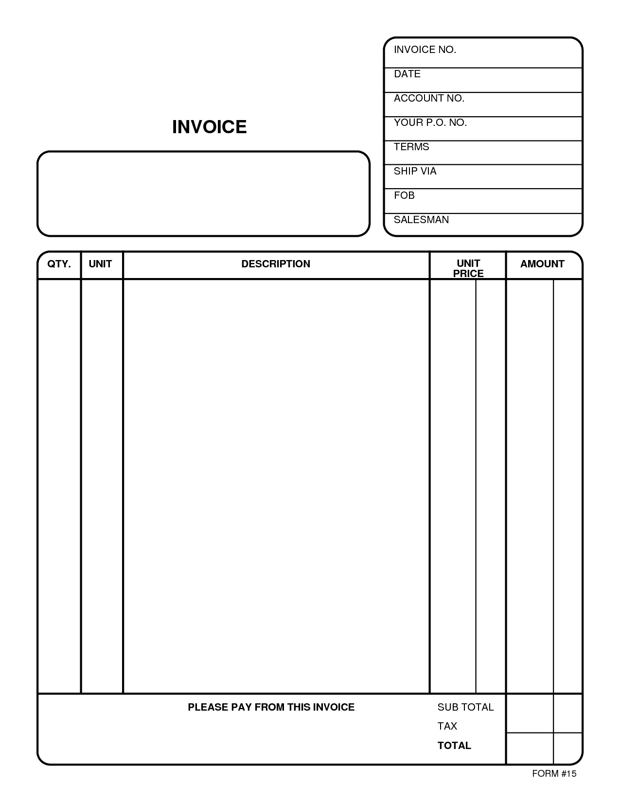 Free Printable Invoice Templates Word Invoice Template Open Office Spreadsheet Templates for Busines Spreadsheet Templates for Busines Invoice Template Free